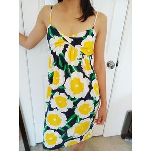 Diane von Furstenberg | silk daisy dress